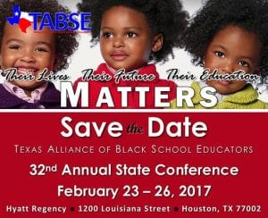 tabse-save-the-date-32-annual-conference