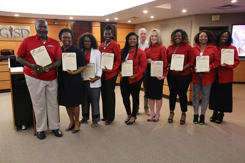 GAABSE Recognized For Their Efforts to Promote Exceptional Education