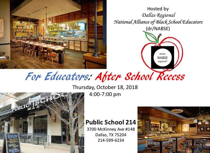 For Educators - After School Recess