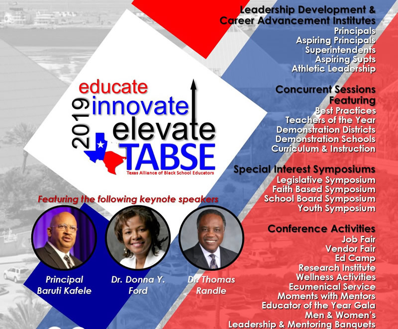 TABSE 2019 Annual State Conference - Register Now