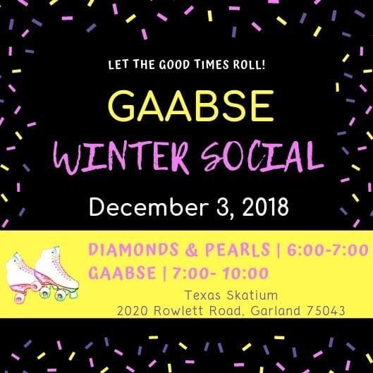 GAABSE Winter Social