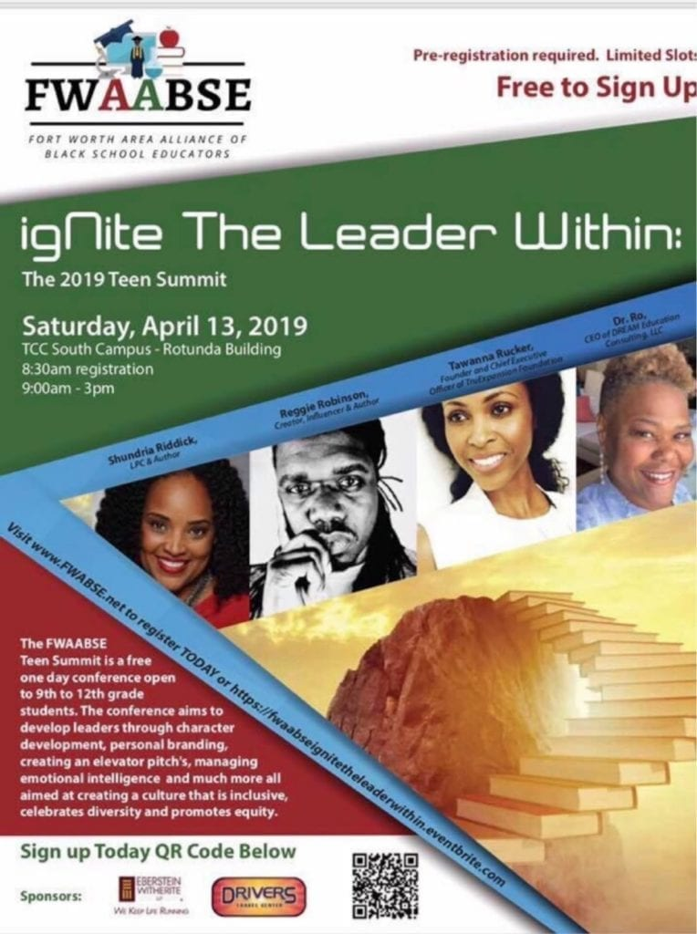 FWABSE Ignite The Leader Within - 4-13-19