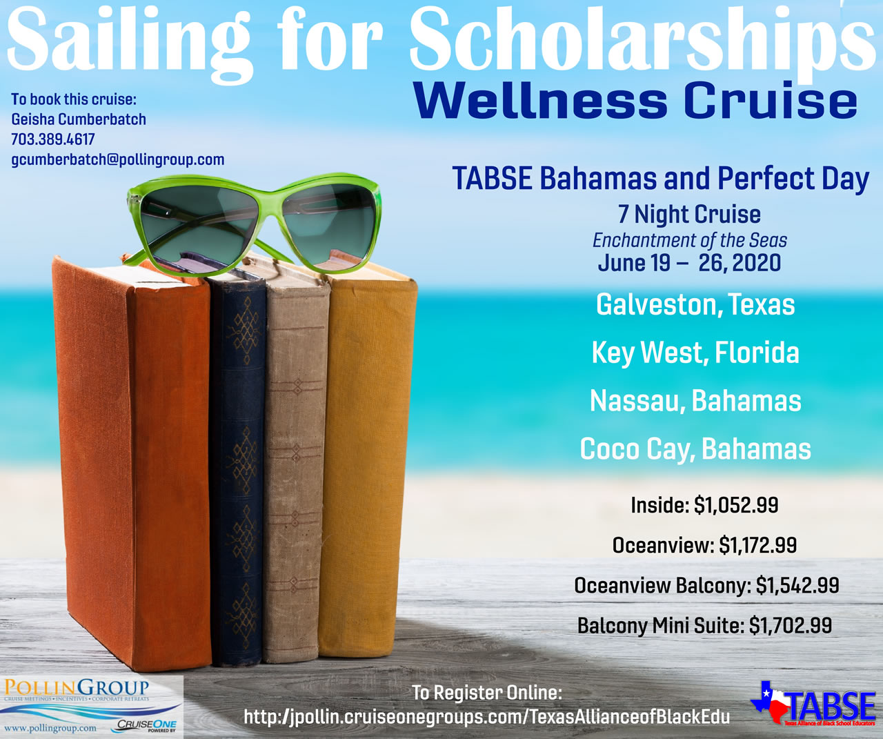 TABSE Sailing for Scholarships
