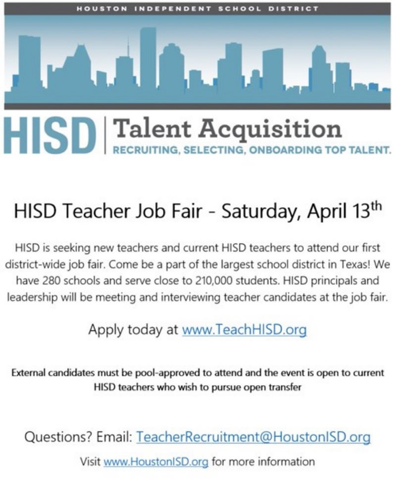 HISD Talent Acquisition