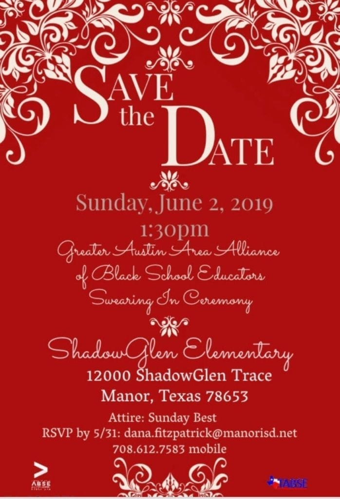 Greater Austin Area ABSE 6-2-19