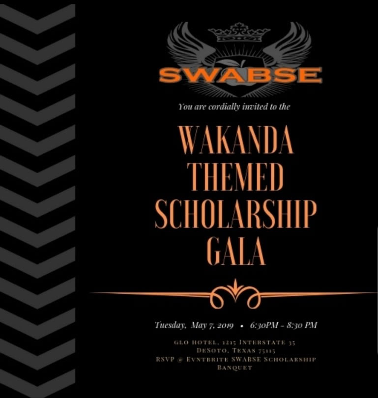 SWABSE - Wakanda Themed Scholarship Gala