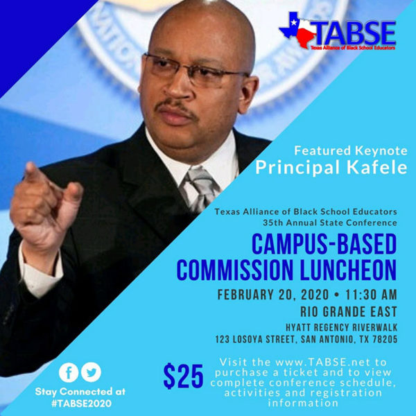 Commission Luncheon
