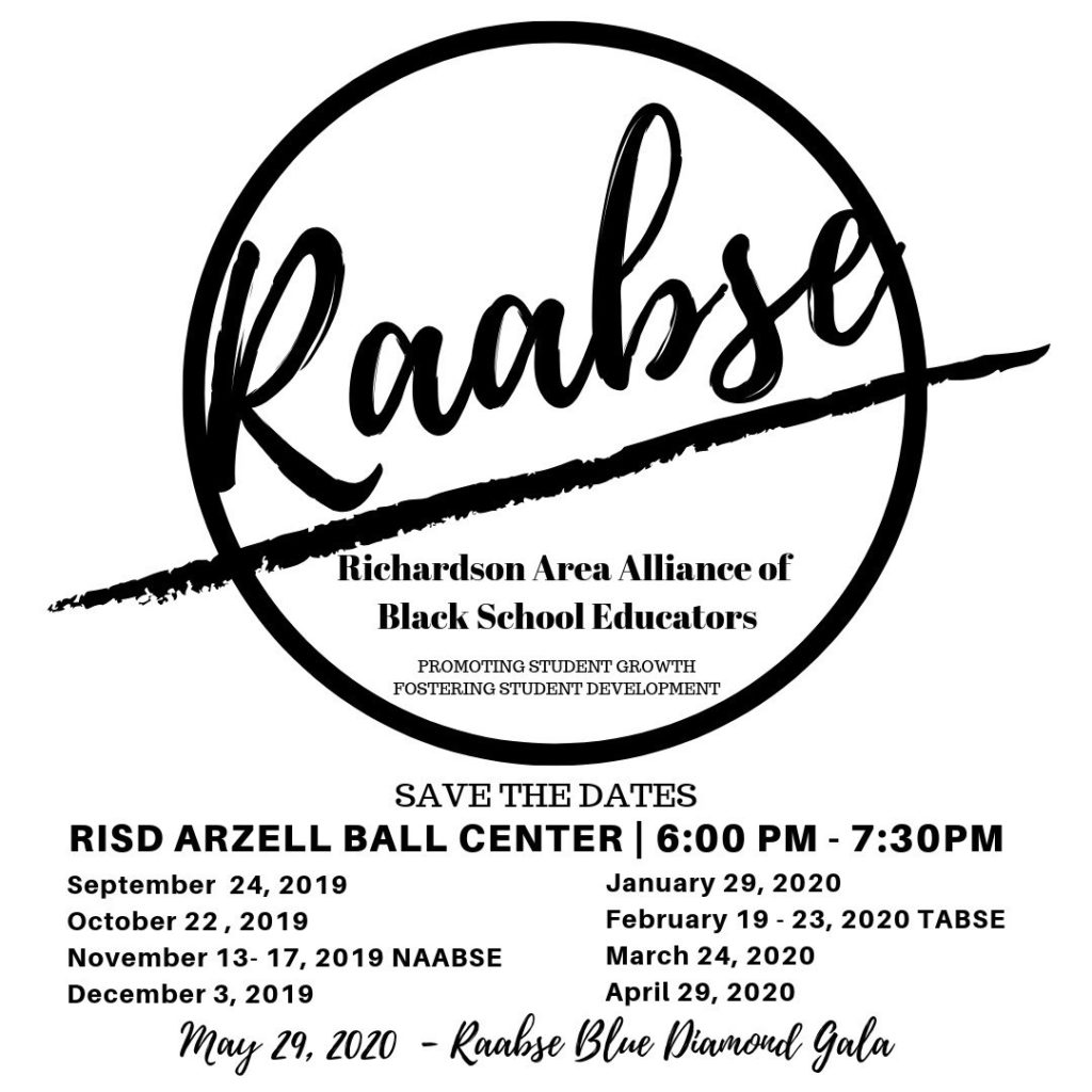 RAABSE Save The Dates