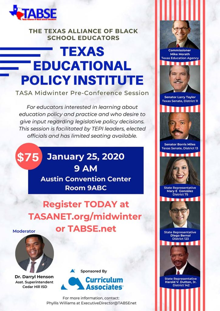 TEPI 2020 Mid-winter Conference