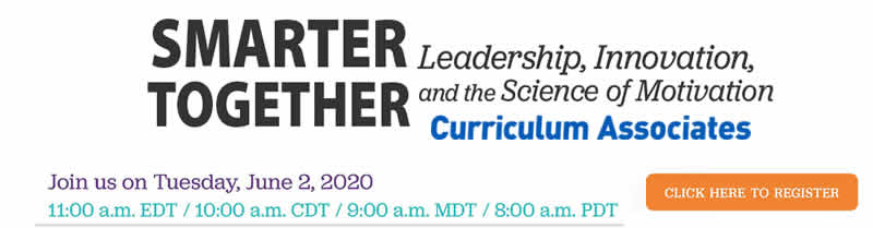 Smarter Together - Join Us on Tuesday, June 2, 2020