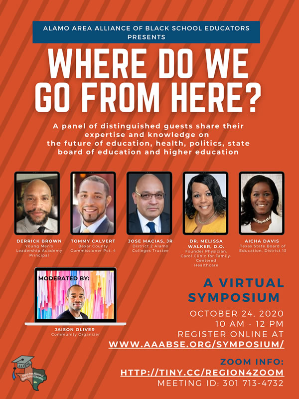 Alamo Virtual Symposium