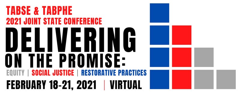 2021 TABSE State Conference Logo