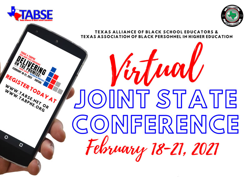 TABSE State Joint Conference - Feb 18-21 2020