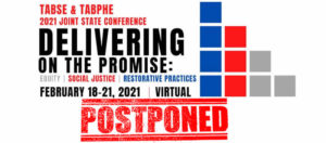 POSTPONED - 2021 TABSE - TABPHE Joint State Conference @ Virtual