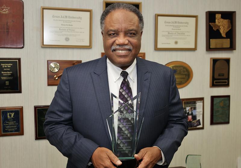 Lamar Consolidated ISD & Superintendent Dr. Thomas Randle